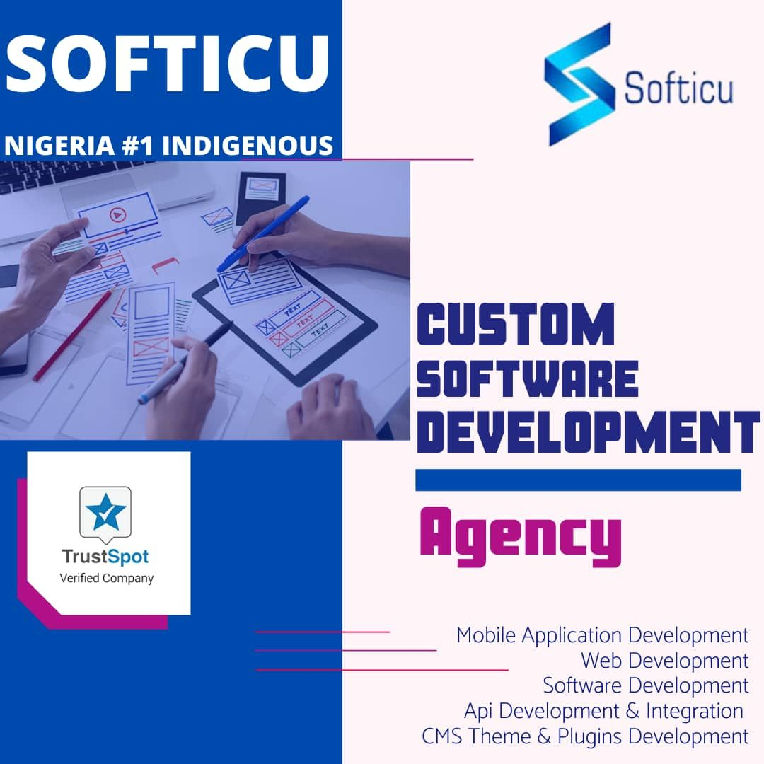 Software Development Agency in Nigeria