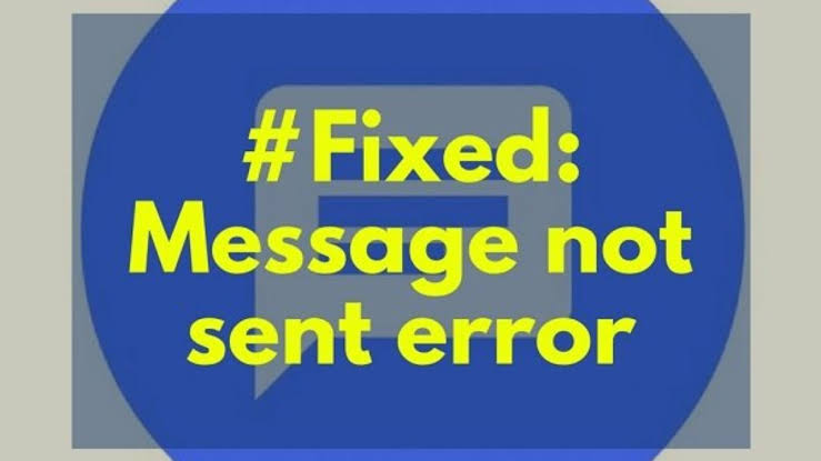 Photo of How To Fix Message Sending Failed On Android