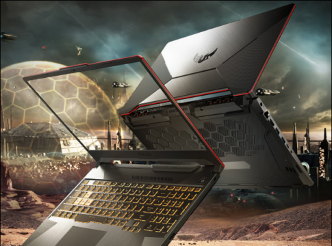 Photo of ASUS Flying Fortress 8 Gaming Laptop Launched