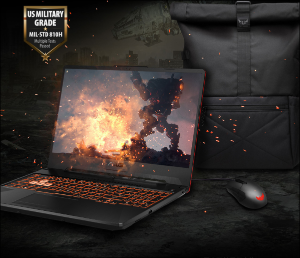 ASUS Flying Fortress 8 Gaming Laptop Launched