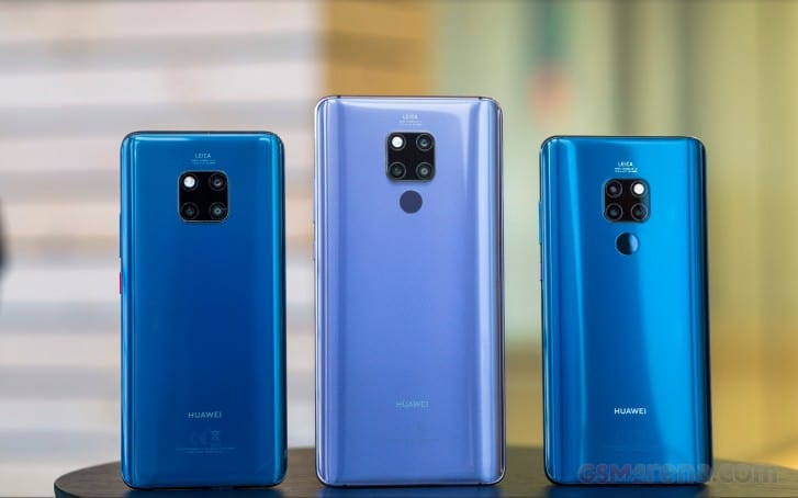 Photo of 5 Best Huawei Phones You Can Purchase In 2020