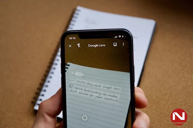 Photo of How to Copy & Paste Handwritten Notes on your PC Using Google Lens