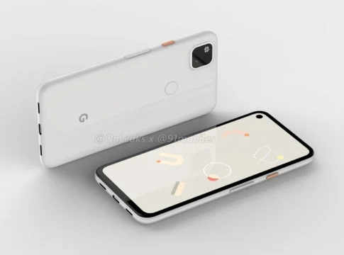 Photo of Google Pixel 4A Appears on GeekBench as Launch Date Approaches