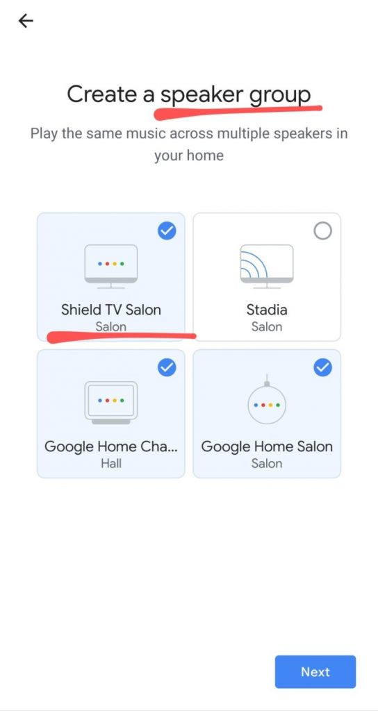 How to Add Android TV in Google Home Speaker Group