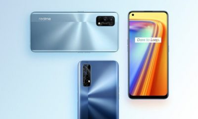 Realme RMX3093 visits Geekbench with Dimensity 720, 8GB RAM, and Android 10