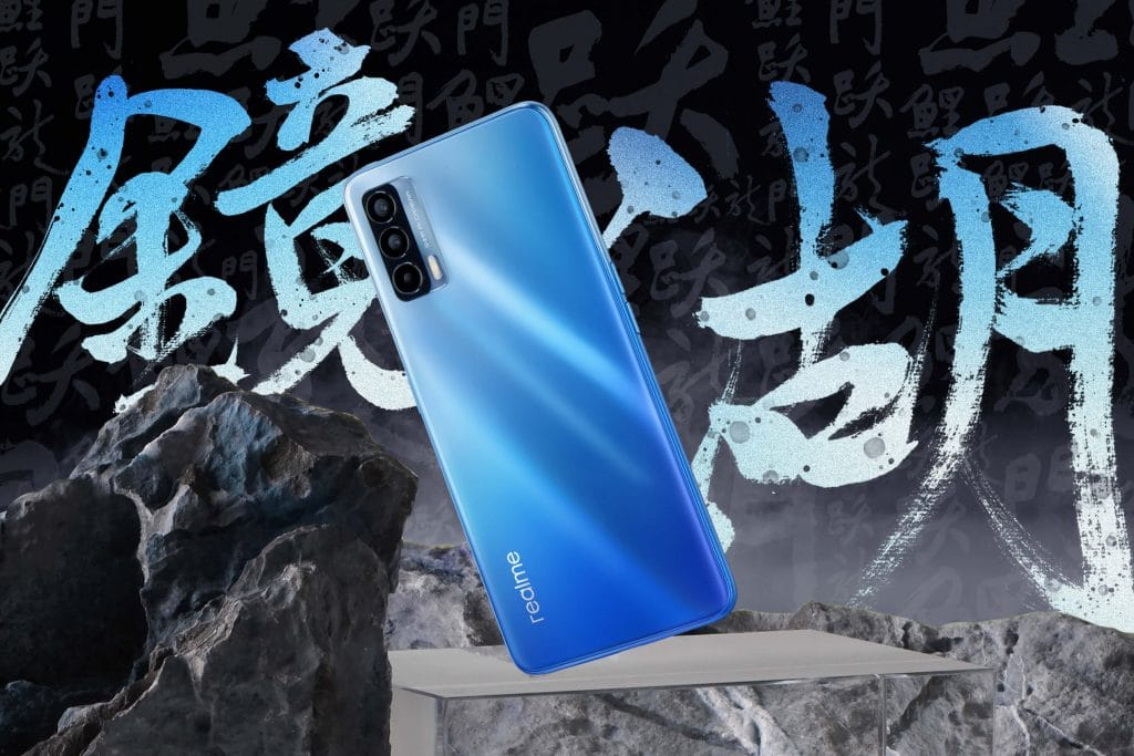 Realme V15 5G launched in China with Dimensity 800U, 50W fast charge and AMOLED display